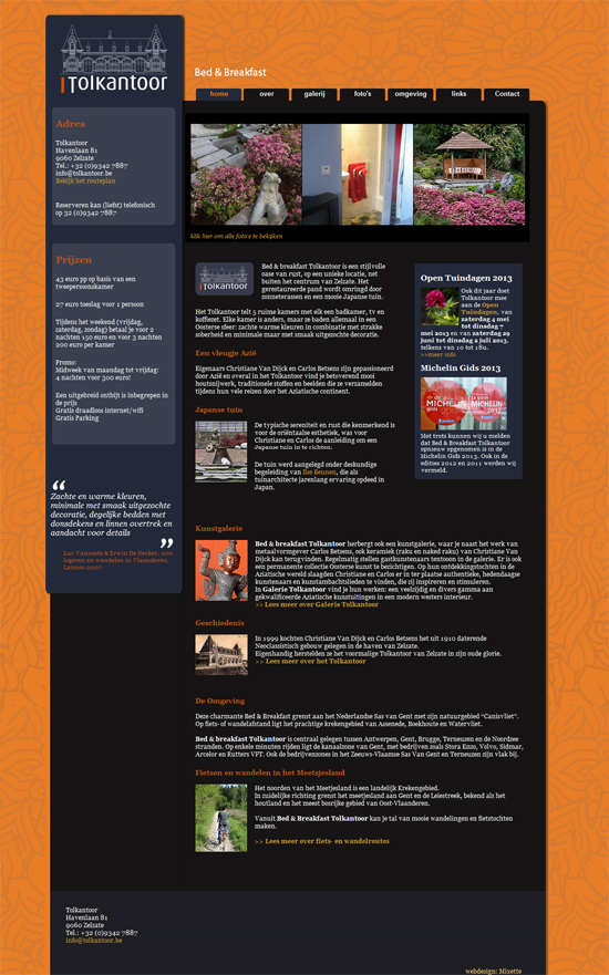 website tolkantoor
