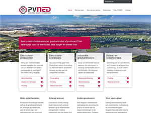 pvned responsive wordpress website