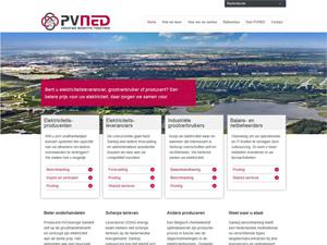 pvned responsive wordpress website