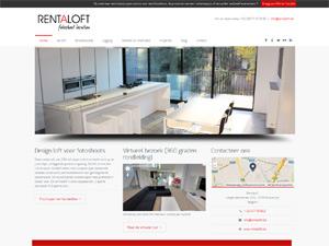 rentaloft.be homepage